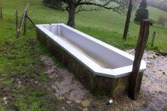 Brunnen Chromstahl
