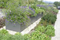Gartenumrandung rechteckig