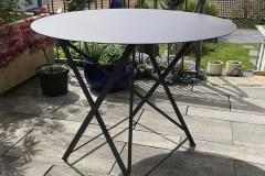 Tisch anthrazit