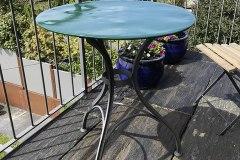Tisch grün