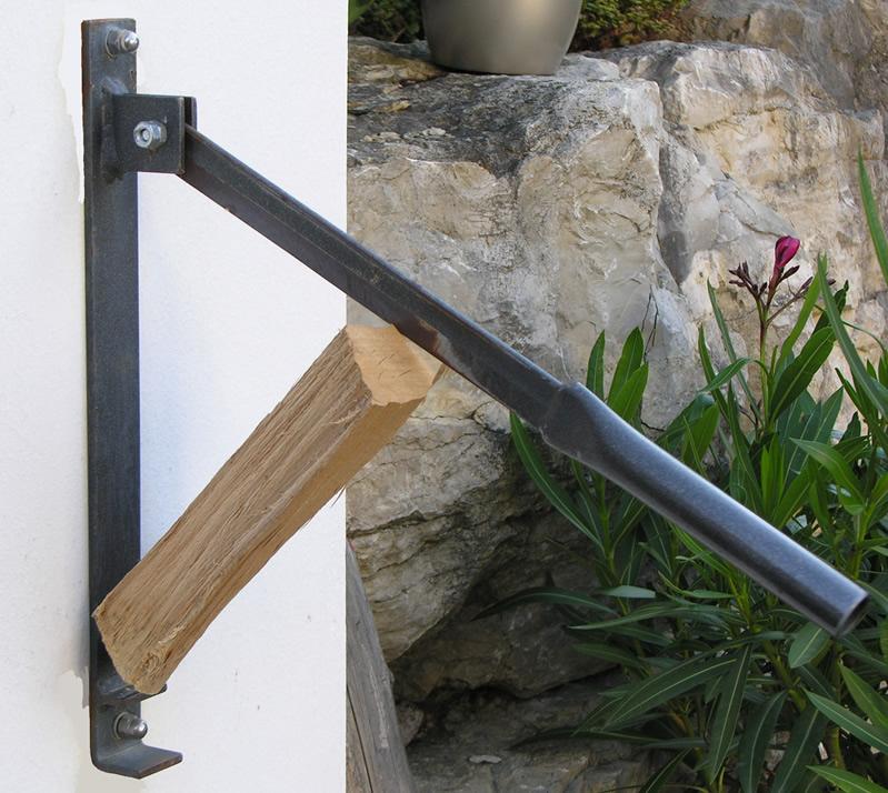 Spittler, für 250 bis 330mm lange Holzscheite