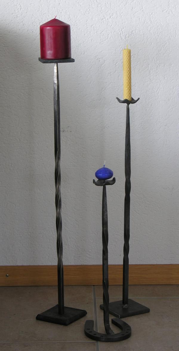 """Kerzenständer """"Classic"""", bis 800mm hoch"""